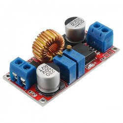 Módulo regulador de voltaje con límite de corriente - 5A