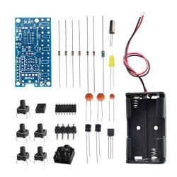 Kit armable para radio FM