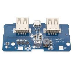 Módulo para batería portátil 5V 2A