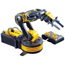 Kit para armar de brazo robótico
