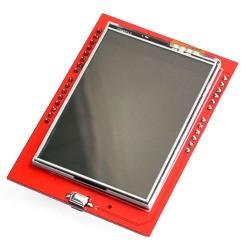 """Pantalla touch TFT LCD de 2.4"""" para Arduino UNO R3"""