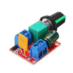 Módulo controlador de velocidad PWM 5A