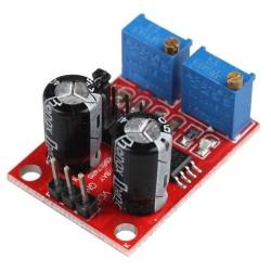 Módulo NE555 frecuencia y ciclo de trabajo
