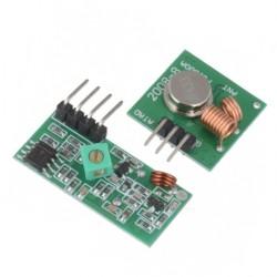 Pareja RF 433 MHz