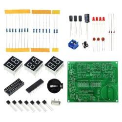 Kit armable de reloj digital AT89C2051