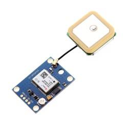 Módulo GPS GY-NEO6MV2