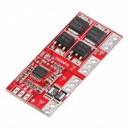 Módulo protector de baterías BMS 4S 30A