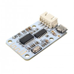 Módulo amplificador de audio bluetooth PAM8403 3W + 3W
