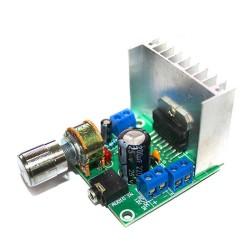 Módulo amplificador de audio TDA7297 15W + 15W