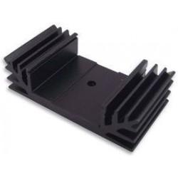 Disipador de 50x18x21 mm para TO220 y TO247
