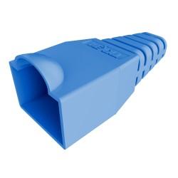 Protector para conector RJ45, azul