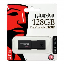 Memoria USB 3.0 Kingston de 128GB