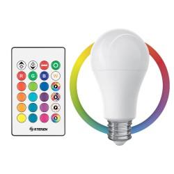 Bombilla LED Steren, de colores 5W