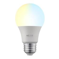 Bombilla LED inteligente Wi-Fi, regulable con blanco cálido y daylight