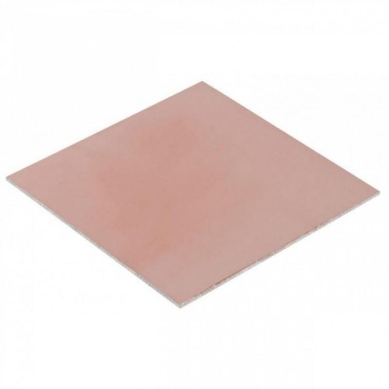 Placa de cobre 5x5 cm