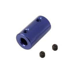 Acople rígido para eje de motor 5mm ~ 8mm