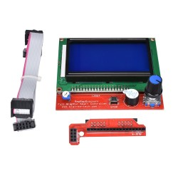 Control con pantalla LCD 12864 para impresora 3D