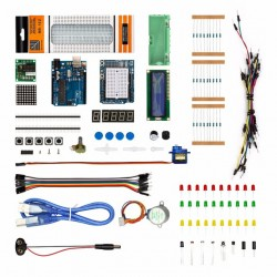 Kit de Arduino Uno R3 para principiantes