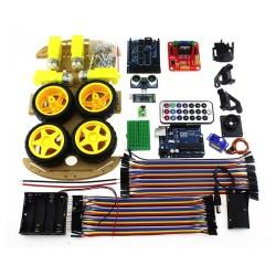Kit de carro inteligente con Arduino Uno R3