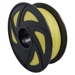 Filamento PLA+ para impresora 3D, bronce