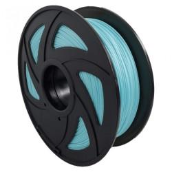 Filamento Create3D PLA+ para impresora 3D, cyan