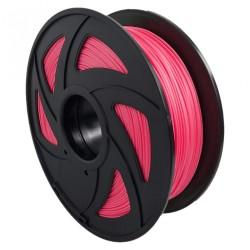 Filamento PLA+ brillante en oscuridad para impresora 3D, rosado