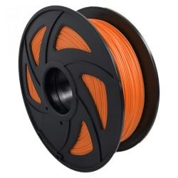 Filamento PLA+ para impresora 3D, anaranjado