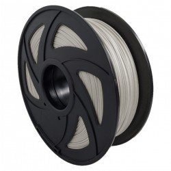 Filamento Create3D TPU para impresora 3D, gris