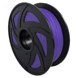 Filamento TPU para impresora 3D, morado