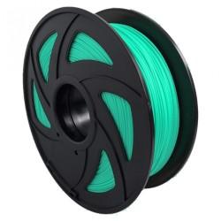 Filamento TPU para impresora 3D, verde