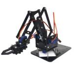 Kit de brazo robótico de acrílico