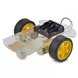 Kit de carro de 2 ruedas