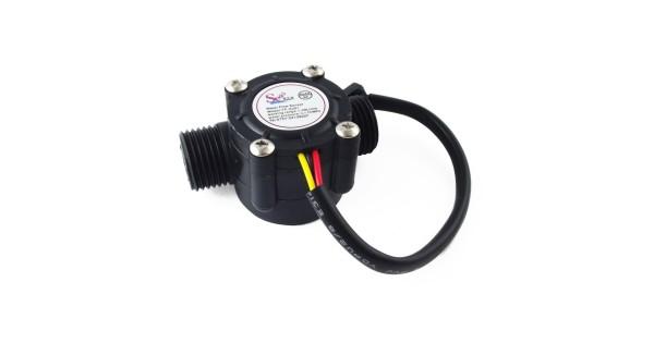 Sensor de flujo yf s201 codigo arduino