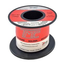 Carrete de estaño TMC de 0.8mm 60/40 - 100g con pasta 51
