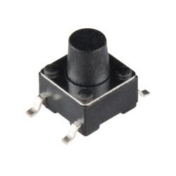 Pulsador de PCB SMD NA de 4 pines de 5.5mm