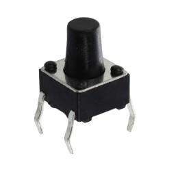 Pulsador de PCB NA de 4 pines, de 8.5mm
