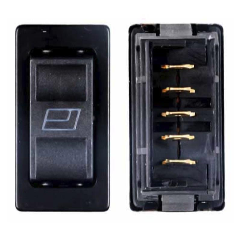 Switch I.S. de 5 pines, para ventana de carro